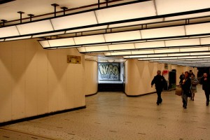 Tunnel gare centrale (c) saigneurdeguerre